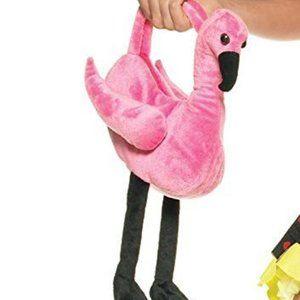 Leg Avenue Women's Flamingo Purse NWT NOS
